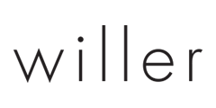 Point de vente logo Willer