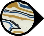 gamme des mélanges de terres mêlées de Sylvie Saint-Andre Perrin