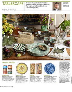 tablescape - article -SAP